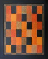 Tessellations 2012 - Tiger Tiger - Mixed Media