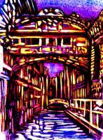 Cavalloart - Bridge Of Sighs - Mixed