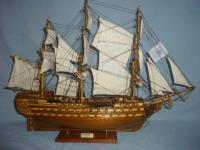 Model Ship Brick - French Model Le Superbe - Medium