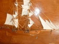 Model Ship Brick - Half Model French Ship Brick - Medium
