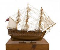Model Of The Hms Victory - Model Of The Hms Victory - Small