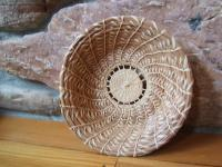 Basketry - Pine Needle Pin Dish - Pine Needles