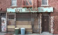 New York Storefronts - Nicks Luncheonette - Mixed Media Sculpture By Randy Hage - Mixed