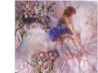 2012 - Ballerina - Silk Ribbon