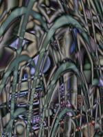 Arches And Atms - Multilayer Fractals Digital - By Anne Marie Tobias, Pure Abstract Digital Artist