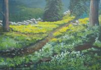 Northwest - High Trail - Acrylic