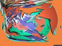 Native Abstract Digital Art - 0031 - Mouse Digital - By Empty Unknown, Native Abstract Digital Art Digital Artist