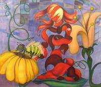 Individual - Spring Joy - Oil On Canvas