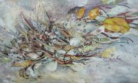 Florida - Gifts From The Sea 7 - Acrylic And Mixed Media