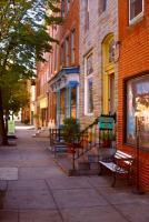 Baltimore-Fells Point - Aliceanna Street Fells Pt  Baltimore - Giclee Print