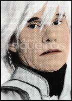 Andy Warhol The Model Boy By D - Andy - Pop Art Phortography