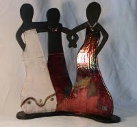 Gathering Of Sisters - A Gathering Of Sisters - Clay