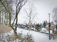 Winter In Hattem - Digital Photography - By Yvette Efteland, Realistic Photography Artist