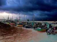 Calm Before The Storm - Digital Photography - By Yvette Efteland, Realism Photography Artist