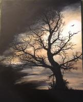 Subject Tree - Currently Untitled - Acrylic