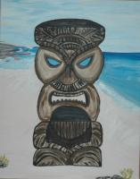 Paintings - Maui - Acrylic On Canvas