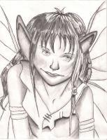 Fairy - Fairy - Pencil And Paper
