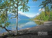 Landscape - Macdonald Lake - Photography