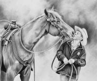 Equine - First Kiss - Graphite
