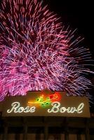 Los Angeles Nights - Rose Bowl Surprise - Digital Giclee
