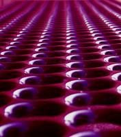 Purple Holez - Digital Photography Photography - By Pam And John Heslep, Abstract Photography Artist