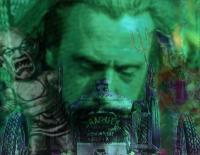 Random Images - Dragula - Tribute To Rob Zombie - Digital Art