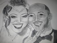 Family - The Wedding Day - Graphite