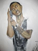 Celebrities - Trey Songz - Oil