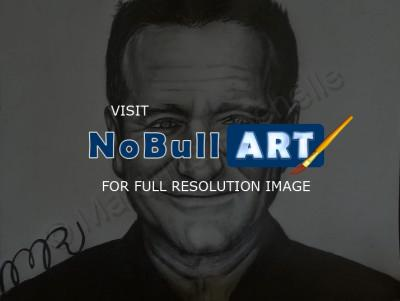 Celebrities - Robin Williams - Graphite