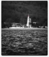 Amys Cusotm Black And White Ph - The Light House - Digital