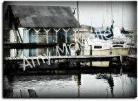 Fine Art Photography In Color - The Dock - Digital
