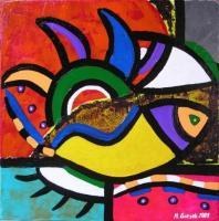 Artworks - La Dorada - Acrylic On Canvas