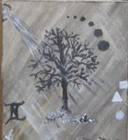 Chambers Of Thought - The Tree Of Life IV - Basic Paint
