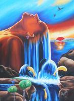 Add New Collection - Power Of Nature - Oil On Canvas