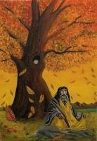 Diverse - Guru During Autumn - Oil