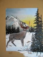 Wildlife - A Hunters Dream - Oils