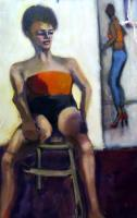 Figurative - At Home - Acrylic