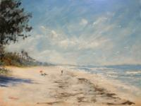 Boca Grande - Oil Paintings - By James Corwin, Impressionism Painting Artist