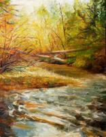 Past Work - Stoner Creek - Oil