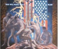 Socio-Political - War - The Cost Of Patriarchy - Oil