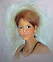 Portrait - Halle - Oil