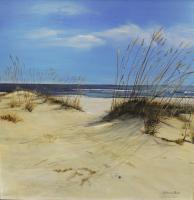 Landscapes  Seascapes - Sugar And Oats - Acrylic On Board