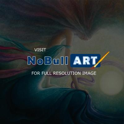 Freydoon Rassouli - Unity At Dawn - Buy Fusionart Paintings