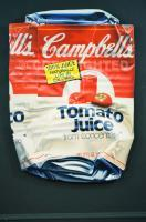 Campbells Tomato Juice - Oil On Canvas Paintings - By Jose Luis Quinones, Photorealism Pop Painting Artist