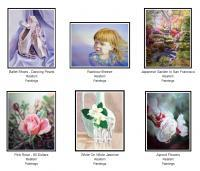 Bestselling Art By Irina Sztukowski - Watercolor Photography - By Artist Irina Sztukowski, Realism Photography Artist