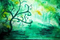 H20 - The Life Forest - Watercolor