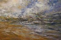 Seascapes - Seascape 2198 - Oil On Canvas