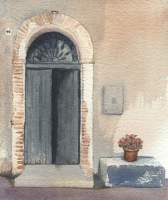 Doors - Via Progresso 46 - Watercolor