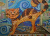 Creativ - Fun Cat - 30X40 Cm