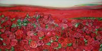 Multiple Collections - 1 Million Red Rosses - Glass Oil